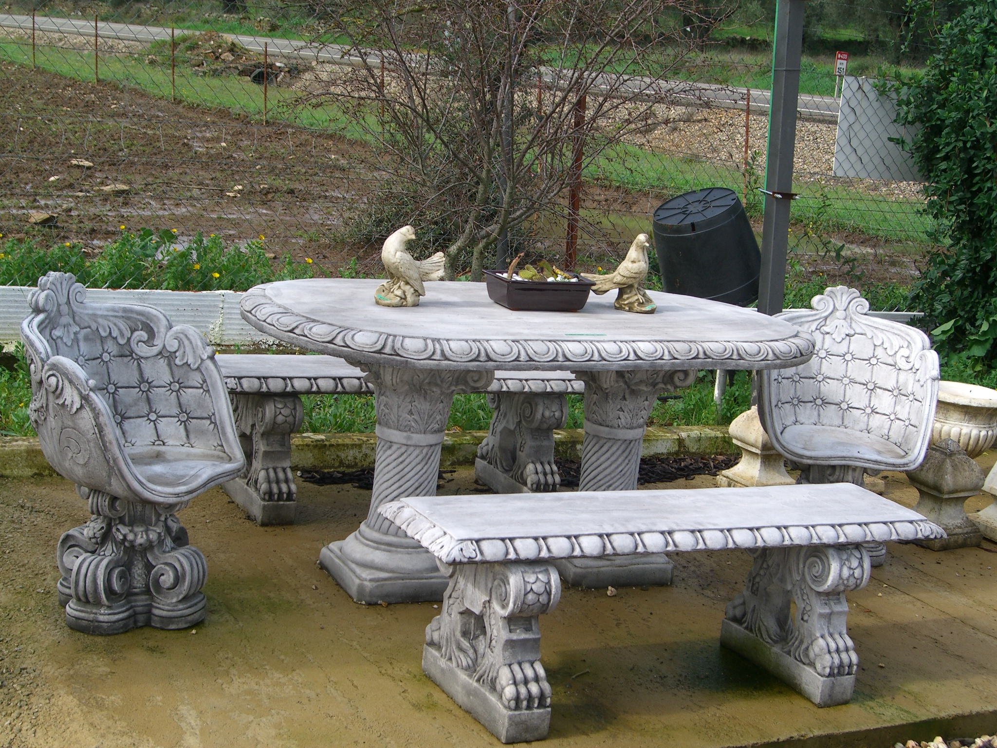Art culos en piedra nova t cnica decoraci n for Articulos decoracion jardin